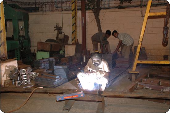 Our Fabrication Work