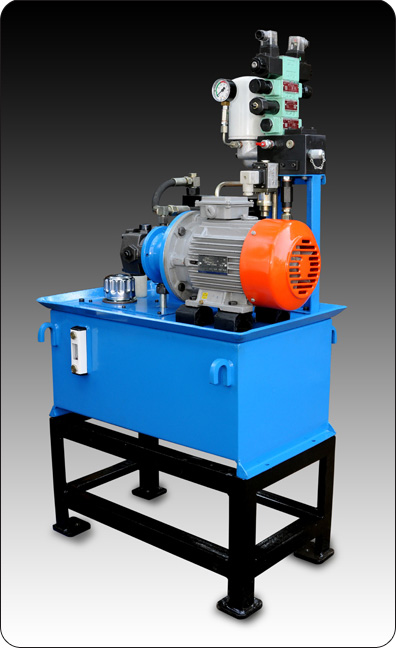 Hydraulic Power Packs & Cylinders