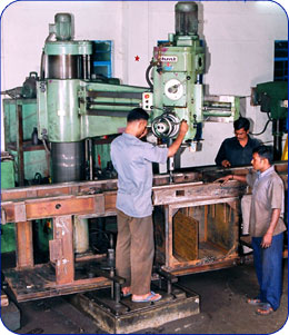 RM62 Radial Drilling Machine